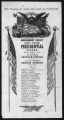 1864 Presidential Election Tickets, etc