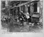 1913 Flood, Front Street, Marietta, Ohio