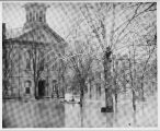 Putnam Street, 1884 flood, Marietta, Ohio